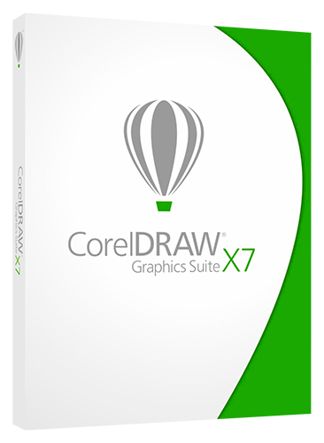 CorelDRAW Graphics Suite X7 - Small Business Edition (3 licenses)